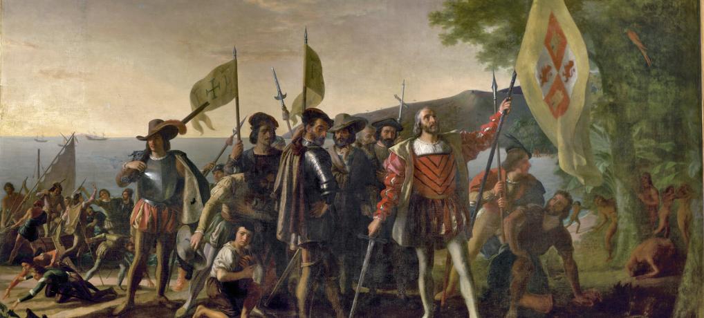 Teaching Columbus to Kids