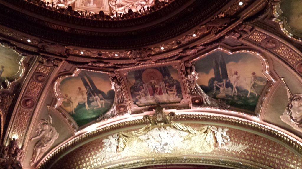 Wang Theater in Boston, MA