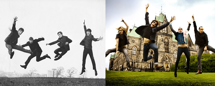 The Beatles & STP